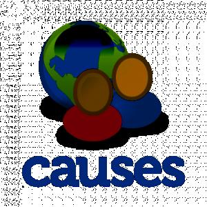 Uppropet på Causes.com