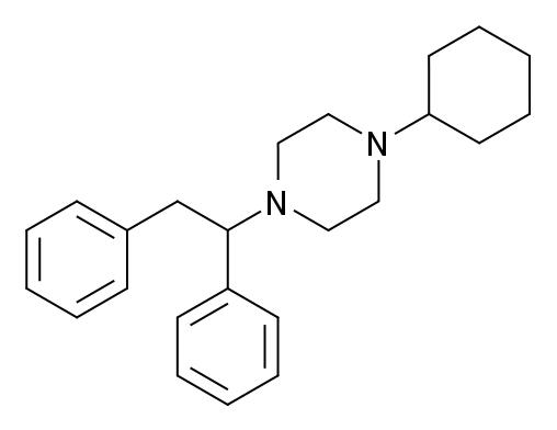 MT-45 kemiska struktur.